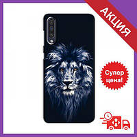 Бампер з принтом для Samsung Galaxy A50 2019 (A505F) / Бампер на Самсунг Гелексі А50 (2019) / Бампер для