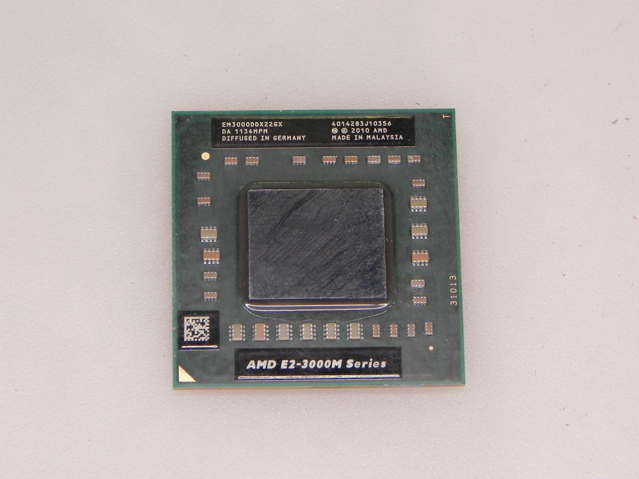 Процесор AMD E2-3000M EM3000DDX22GX бу