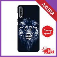 Бампер с принтом для Samsung Galaxy A70 2019 (A705F) / Бампер на Самсунг Гелекси А70 (2019) / Бампер для