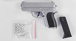 Железный Пистолет на пульках ZM Вид 1