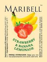 MARIBELL Лимонад Полуниця-Банан (100шт/ящ)