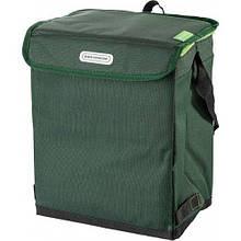 Изотермическая сумка Кемпинг «Picnic 19 green» 600D полиэстер с полиуретановым покрытием, зеленый
