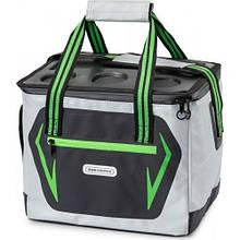 Изотермическая сумка-трансформер Кемпинг Steel с маленьким походным столиком
