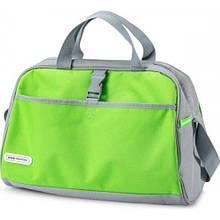 Изотермическая сумка Кемпинг Travel полиэстер 600D с PU-покрытием
