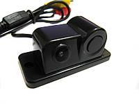 Камера заднего вида с парктроником 2 в 1