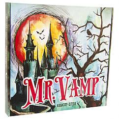 """Настільна гра """"Mr. Vamp"""" Strateg 30616 рос."""