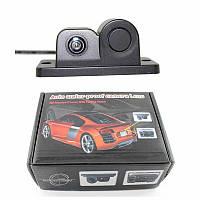 Автомобильная камера заднего вида с парктроником CAR CAM 01R, Водонепроницаемая автомобильная камера