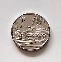 1 песо Куба 2000 г., фото 1