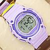 Яркие спортивные наручные часы Q&Q m139j005y 1052-0019