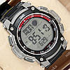 Цифровые спортивные наручные часы Q&Q m119j003y 1052-0023