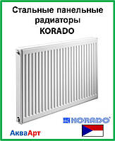 Стальной радиатор Korado 22k 500*800 б.п.