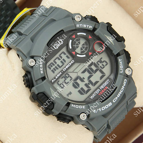 Наручные спортивные часы Q&Q m146j002y 1052-0036