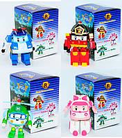 Поли робокар 6 персонажей