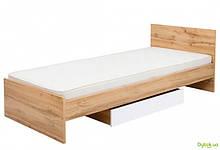 Модульна система Злата 012_Кровать_LOZ/90 + ящик кровати_SZU