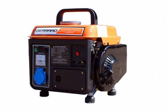 Бензиновий генератор GERRARD GPG950, фото 2