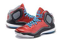 Баскетбольные кроссовки Adidas Rose 5.0 red