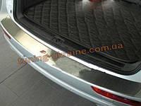 Накладка на задний бампер оригинал на Audi Q5