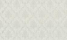 Обои узоры, Белые моющиеся обои LS Клейн ДХС-1413/1 (1,06 х10,05м)