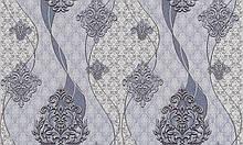 Обои с рисунком под гобелен, Фиолетовые обои LS Эйрис ДХС-1453/5 (1,06 х10,05м)