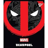 Тетрадь А5 12 Кл. YES Marvel Hero Shields уп/10шт