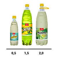 Напиток коктейльный безалкогольный сильногазированный