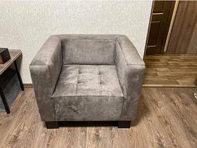Мягкое кресло Спейс 0,9 ткань Morant-03 (Richman ТМ)