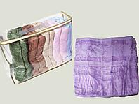 Махровое полотенце банное Bamboo 70х140см (Турция)