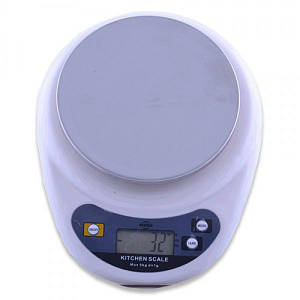 Весы кухонные электронные   6141/141B 5кг