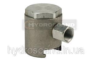 Муфта для пресс масленок усиленная 22 мм 517 бар DIN3404
