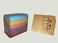 Махровое полотенце для лица (тюльпан) 46х93 см