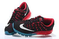 Кроссовки мужские Nike Air Max 2016 черные-красные