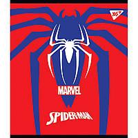 Тетрадь А5 12 Кос. YES Marvel Hero Shields уп/10шт