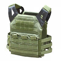 Бронежилет TMC Skirmich Jumper Plate Carrier OD, фото 1
