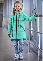 Красива демі куртка для дівчинки розмір 116-146