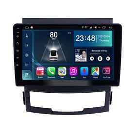 Штатная магнитола TORSSEN  SsangYong Korando 11-13 F96128 4G Carplay КОД: 2021080