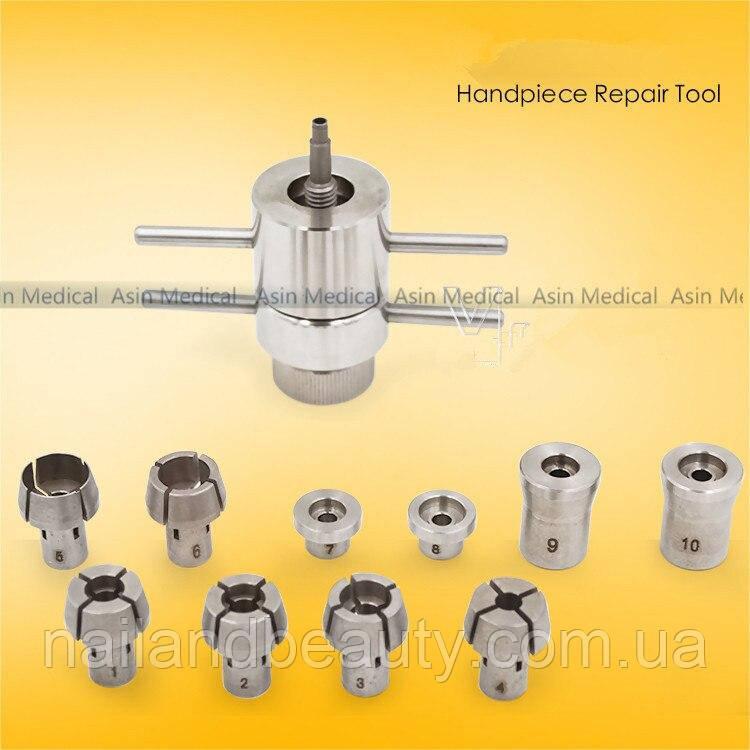 Інструмент для ремонту картриджа стоматологічного наконечника