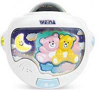 Ночник - проектор на кроватку 2129 Weina