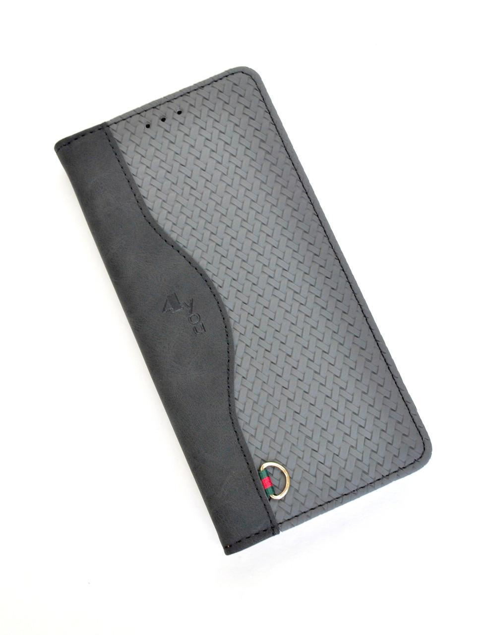 Чохол-книжка для телефону Samsung A02s / A025 NANCY Black (4you)