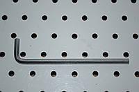 Ключ Г-образный шестигранный 5-мм 115х26мм