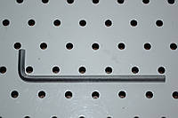 Ключ Г-образный шестигранный 6-мм 133х30мм