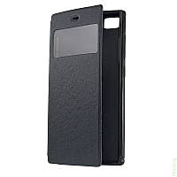 Чехол Book Cover with Window Samsung I9300 Black