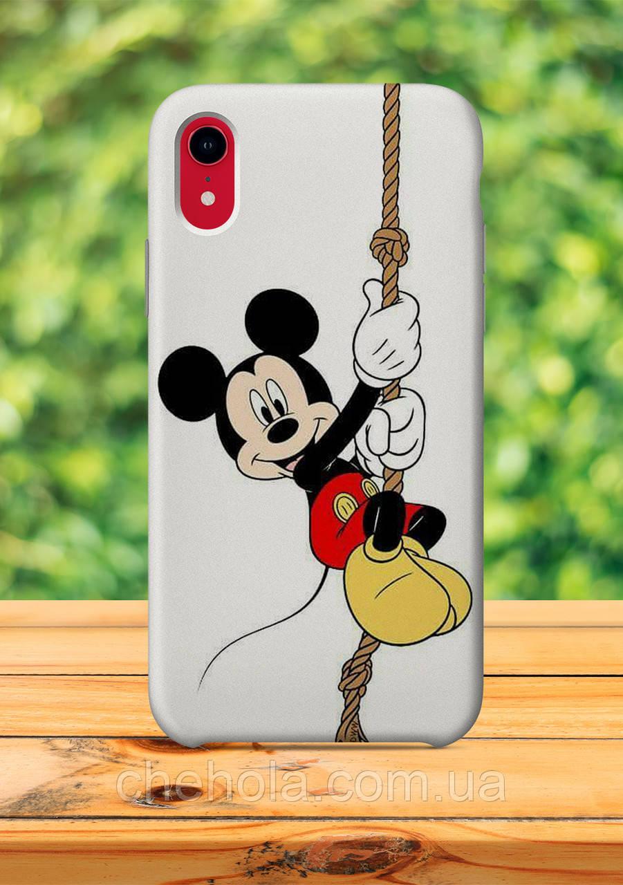 Чехол для apple iphone XR Микки Маус чехол с принтом
