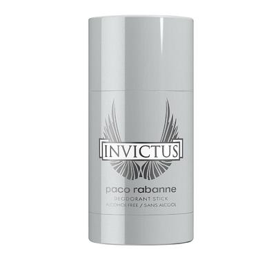 Мужской дезодорант стик Paco Rabanne Invictus 75ml, свежий аромат на лето для мужчин Пако Рабан Инвиктус