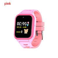Детские смарт-часы TANGBEY Q23 с функцией голосового общения и GPS розовые