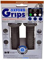 Рукоятки руля Oxford Adventurer мягкие черные