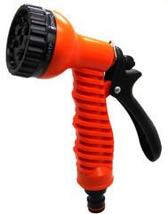 Пістолет-распрыскиватель пластиковий Verano 7 - позицій з фіксатором потоку