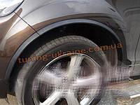 Узкие расширители арок на Audi Q7 2005-2014, фото 1