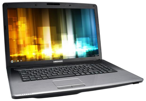 Ноутбук Medion Akoya E7222-Intel Core i3-2370M-2,40Hz-4Gb-DDR3-320Gb-HDD-W17.3-DVD-RW-Web-(B) Б/В