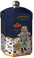 "Черный чай Ристон ""Шарлотта"" 125 гр ж/б"