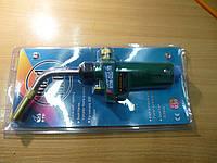 Горелка RTM 030 для пайки (MAПП газ) С пьезоподжигом